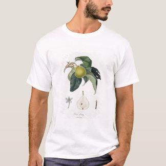 T-shirt Le d'ange de Poire, gravé par Bocourt, a édité