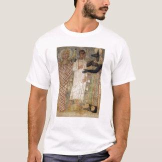 T-shirt Le décédé et sa maman protégés par Anubis