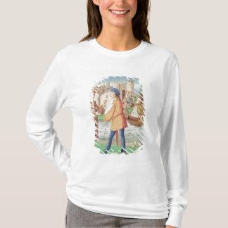 T-shirt Le départ d'Aeneas
