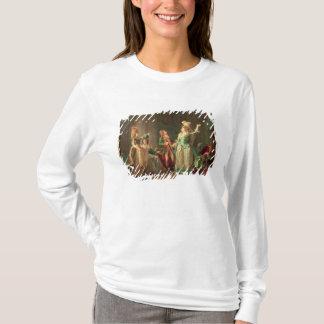 T-shirt Le départ de la garde de dragon, 1774-1819