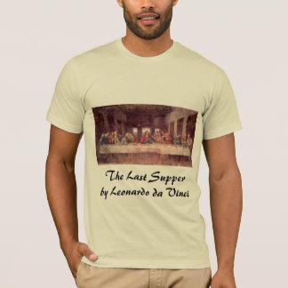 T-shirt Le dernier dîner par Leonardo da Vinci, la
