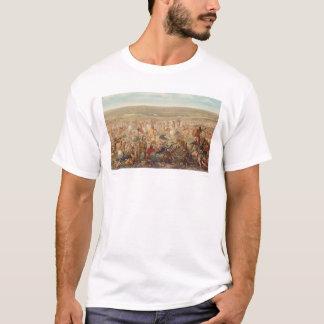T-shirt Le dernier support de Custer (0482A)