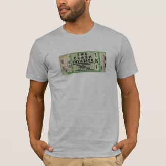 T-shirt Le désaccord colle la souche de billet de disco