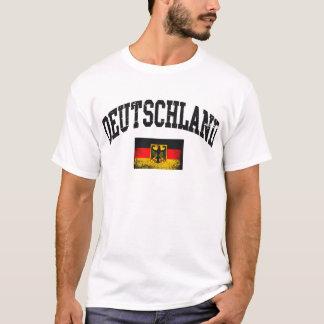 T-shirt Le Deutschland
