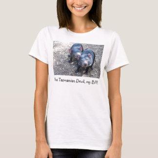 T-shirt Le diable tasmanien, mon BFF !