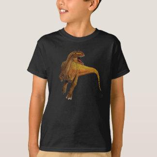 T-shirt Le dinosaure badine l'Allosaurus Gregory Paul de