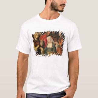 T-shirt Le diseur de bonne aventure