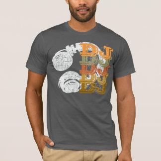 T-shirt Le DJ et l'écouteur