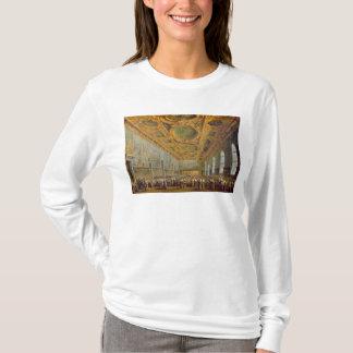 T-shirt Le doge de Venise remerciant le Conseil