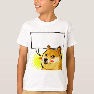 T-shirt Le doge Meme de personnaliser ajoutent votre