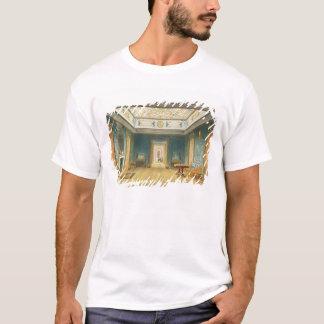 T-shirt Le double lobby ou galerie (sud) au-dessus du Corr