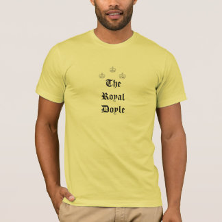 T-shirt Le Doyle royal