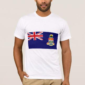 T-shirt Le drapeau de l'Île Caïman