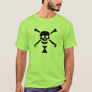 T-shirt Le drapeau de pirate authentique d'Emanuel Wynn