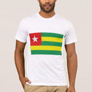 T-shirt Le drapeau du Togo