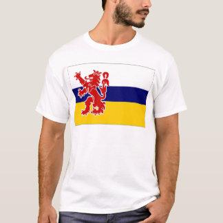 T-shirt Le drapeau néerlandais de Limbourg