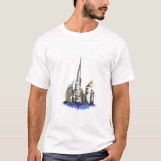 T-shirt le Dubaï