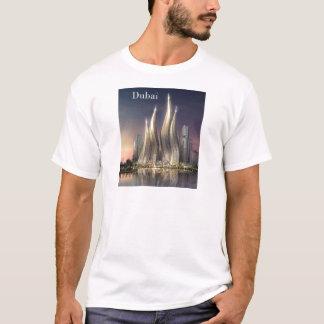 T-shirt le Dubaï domine (par St.K)