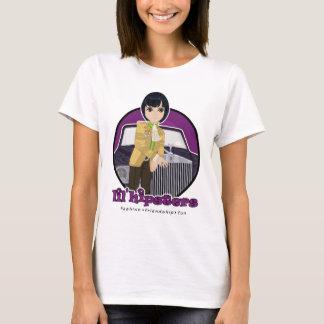T-shirt Le fantôme V de Denny