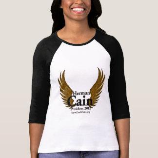 T-shirt Le faucon de Caïn s'envole l'or