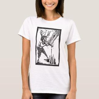 T-shirt Le faune de région boisée