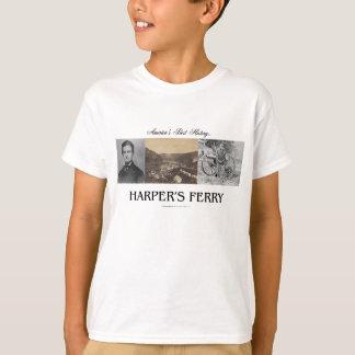 T-shirt Le ferry du harpiste d'ABH