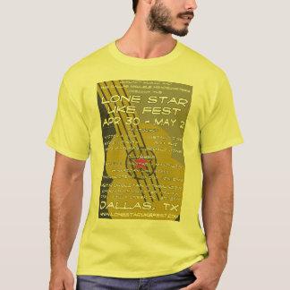 T-shirt Le Fest solitaire d'Uke d'étoile saute la chemise