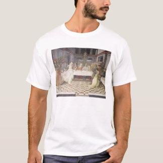 T-shirt Le festin de Herod (fresque) (voyez également