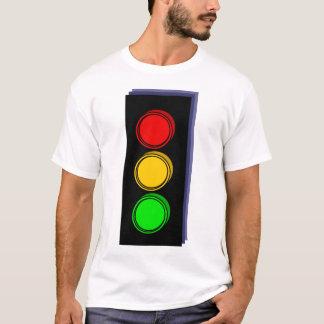 T-shirt Le feu d'arrêt a expulsé