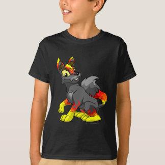 T-shirt Le feu de Lupe