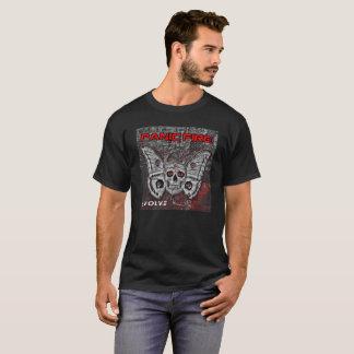 T-shirt Le FEU de PANIQUE - ÉVOLUEZ l'album