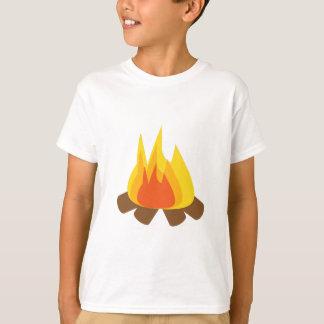 T-shirt Le feu extérieur
