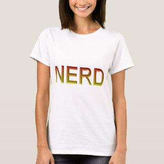 T-shirt Le feu nerd