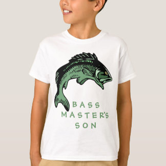 T-shirt Le fils du maître bas