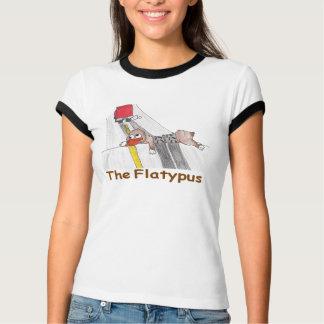 T-shirt Le Flatypus