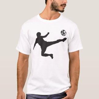 T-shirt Le football