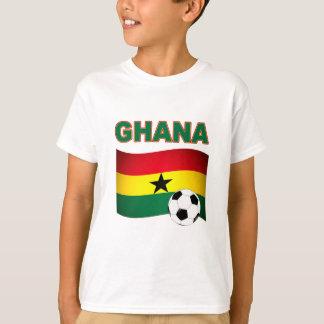 T-shirt Le football 1508 du Ghana