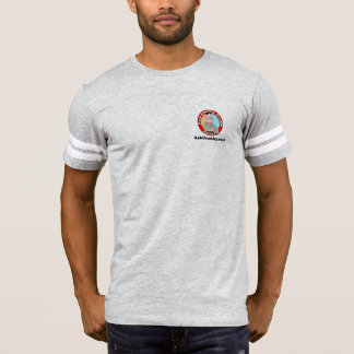 T-shirt Le football d'AskCranky