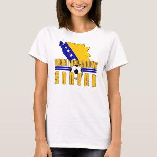 T-shirt Le football de BiH