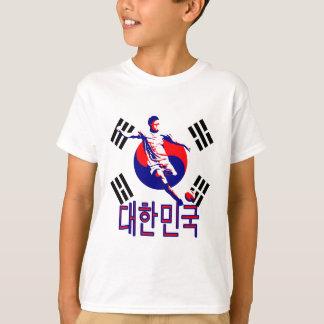 T-shirt Le football de la Corée du Sud 2010 #2
