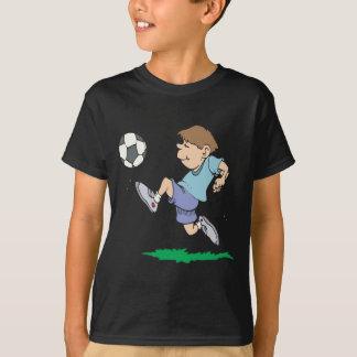 T-shirt Le football de la jeunesse