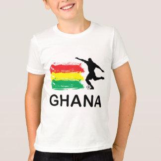 T-shirt Le football du Ghana
