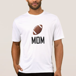 T-shirt Le football folâtre la maman