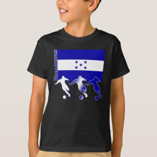 T-shirt Le football Honduras