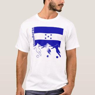 T-shirt Le football Honduras