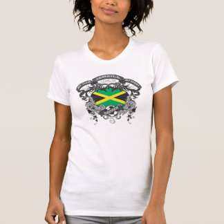 T-shirt Le football Jamaïque