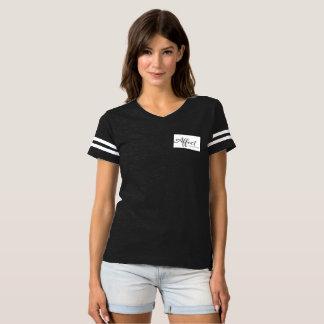 T-shirt Le football Tee2 de maman d'affect