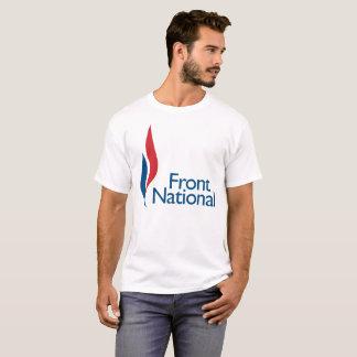 T-shirt Le Français de Front national : Front National