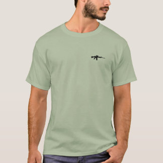 T-shirt Le fusil est un objet