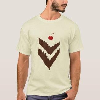 T-shirt Le gâteau